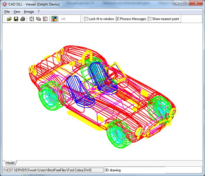 Click to view CAD DLL screenshots